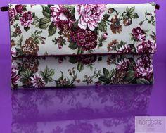 Estampado de flores nordestehandbags@hotmail.com