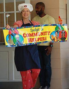 Community Helper Parade