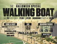 """Check out new work on my @Behance portfolio: """"The Walking Boat"""" http://be.net/gallery/43657767/The-Walking-Boat"""