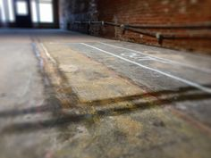 Lines indicate placement of The #Bar. @Morgans_On_Main #visitwoodland #visityolo #construction