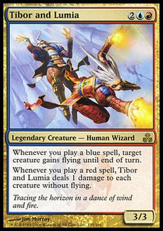 Tibor and Lumia ($.34) Price History from major stores - Guildpact - MTGPrice.com Values for Ebay, Amazon and hobby stores!