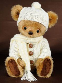 Thomas by Cheryl Hutchinson of Bingle Bears Love this guy!!!