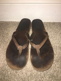 bfaf3aae4d48 Women s Rainbow Sandals Size 10 Good Condition  fashion  clothing  shoes   accessories