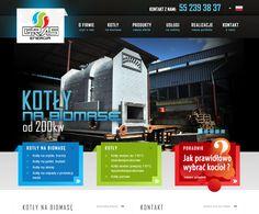 WebDesign 2012 - grafika dla firmy Grass Energia
