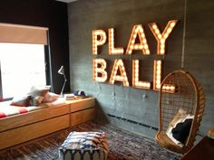 So cool for a boys room