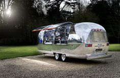 [+] the party is vacant | Apollo 70 Airstream Bar