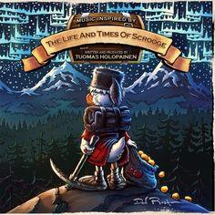 RECENSIONE: Tuomas Holopainen (( Music Inspired By the Life and Time Of Scrooge)) Trattare un album di questo genere, ispirato ad un'opera a fumetti sulla vita di un papero, potrà far storcere il naso a molti, ma non lasciatevi ingannare: Music Inspired By the Life and Times of Scrooge non è un disco campato per aria, né tanto meno infantile. È un piccolo gioiello sia dal punto di vista compositivo che poetico, forte di interpretazioni di ottimo livello e collaborazioni d'eccezione; fate un…