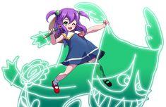 Eko from Arcana Heart 3