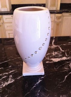 Vaza cu cristale Swarovsky