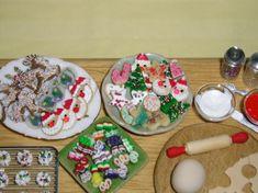 ••  Handmade Food miniatura por Debbe Mize