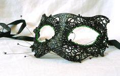 I love black cat mask's