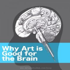 "did not know that art therapy could help alzheimer's patients. ""The Science Behind Art Therapy and Alzheimer's: Why Art Therapy is Good for the Brain"" Alzheimer's Brain, Brain Art, Brain Science, Science Art, Life Science, Computer Science, Art Doodle, Therapy Journal, Art Therapy Activities"