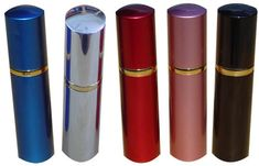 Lipstick Pepper Spray - SEE THE TOP PERSONAL SELF DEFENSE PRODUCT AT http://www.selfdefensegearco.com/MacePepperGun.htm