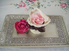 Vintage Hand Made Favour Baskets by Nisha Page
