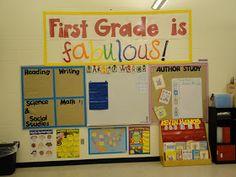 Babbling Abby: Teacher Week: Classroom Tours!