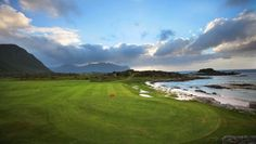 Lofoten Links, Norway, the world's most northerly links golf course (photo by Kevin Murray Golf Photography)