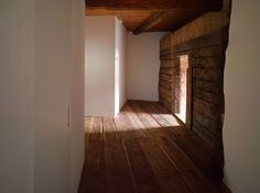 Corinna Menn, Franz Rindlisbacher · Renovation Chesa Gabriel · Divisare