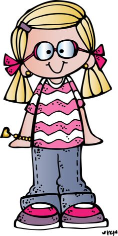 "Free Clipart Piece - MelonHeadz: Meet Lucy Doris .....Follow for Free ""too-neat-not-to-keep"" teaching tools & other fun stuff :)"