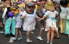 The world's longest carnival and some say the better ones #uruguay