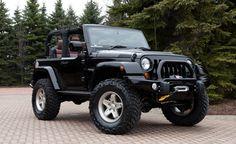 Jeep Wrangler Rubicon 2 Door