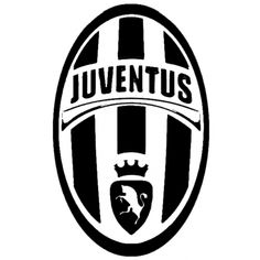 Disegno di Scudetto Juventus da colorare