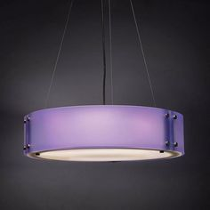 #Invicta 16359 in our NEW Majestic Purple #acrylic diffuser! #UltralightsLighting #pendant #ceilinglights #design #interiordesign #architecture #hospitality #LED #lights