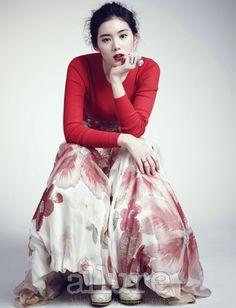 Jung Eun-jae, Allure Korea March 2013