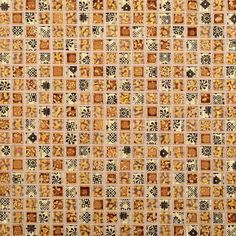 "Marvel 5/8"" x 5/8"" - Charm Mosaic Tile By SouthCypress.com"