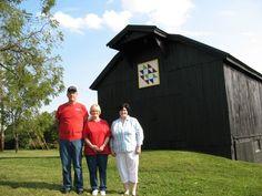 Hovering Hawks Barn Quilt
