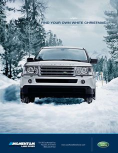 vehicle winter campaign - Google Search