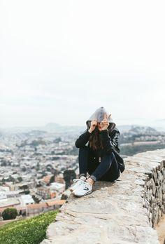 West coast, best coast. @omandthecity is sharing her San Francisco travel guide on blog.ae.com.