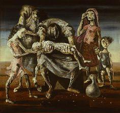 Cândido Portinari - Criança Morta