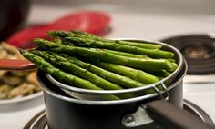 Which Vegetables are Healthier Cooked?  Watch the video it is kind of shocking