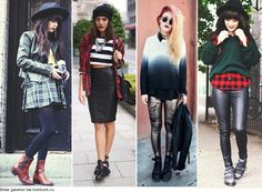 90s grunge styles - Google Search