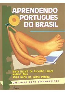 Aprendendo Portugues Do Brasil Um Curso Para Estrangeiros Words Books Portuguese
