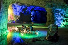 The Magic White Caves Photo: C H - Visitnorway.com Innovasjon Norge