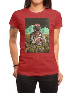 Admiral Men/'s Never Be Alone T Shirt Off White