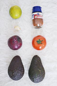 De lekkerste homemade guacamole