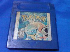 Pokemon Blue Version (ポケットモンスター 青)