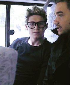 Niall & Liam (gif).