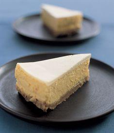 Londýnsky cheesecake rozplývajúci sa na jazyku   Recept
