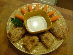 Healthy Chicken Nuggets (GF Option)