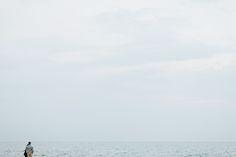 Engagement session by Lake Michigan | Wedding Photographer Chicago | Natural light wedding photos | Couples engagement | Elopement Chicago | Elopement Destination   engagement | photo by Mark Trela Photography (www.marktrela.com)