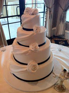 Lido Bakery  Manhattan Beach, CA  Wedding Cakes