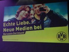 """BARsession im Dezember 2013: """"Eintauchen in die Social Media Welt des BVB"""" Photos by muckphoto.de"""