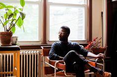 Freunde von Freunden — Paul Mpagi Sepuya — Artist and Photographer, Apartment, Brooklyn, New York — http://www.freundevonfreunden.com/interviews/paul-mpagi-sepuya/