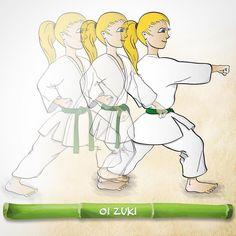"""""""Mein erstes Karate-Buch"""" Der Karate-Weg der Kinder www.budo-books.com Auch bei Amazon als Prime-Produkt.#oizuki #karate #karatedo #do #shotokan #karatebuch #kinderbuch #buch #bücher #kinder #book #childrensbook #illustration #cartoons #karatekids #amazon Link zum Buch in meiner Bio!"""