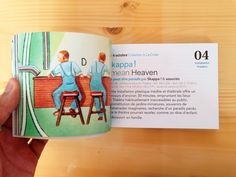 Design de la brochure