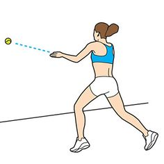 Got cabin fever? Grab a #tennis ball and give yourself a #cardio #workout that boosts your coordination too. -- Want to lose weight the HEALTHY naturally way? Go visit http://wellbeingbodysite.com/s/lose-10-pounds-in-10-days and get a FREE program that WORKS right NOW