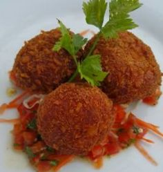 Fish cake! Favourite of me and my fiancee!!